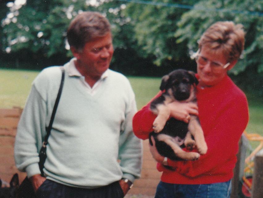 Kurt, Cuno og Randi