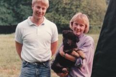 Anni Hansen og Cindy