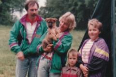 Asbjorn, Citta og Jonna