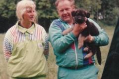 Henny, Caro og Erik