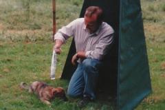 Svend Erik og Canis