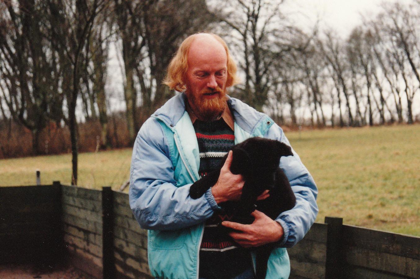 Henrik Larsen og Ecco