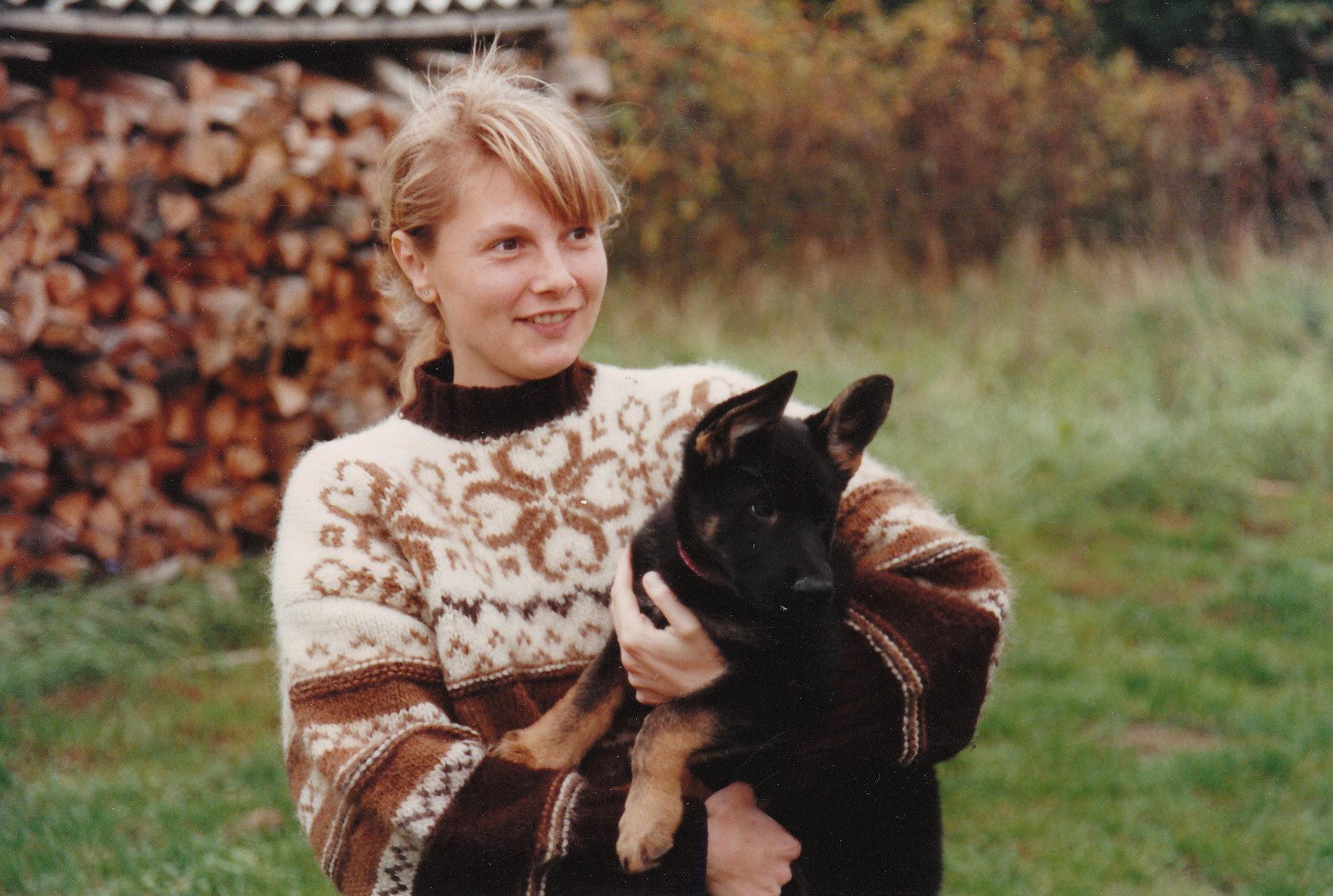 Kathrine og Freja