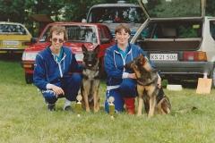 Per, Astra, Pat og Fenner vinderne af Herning Open